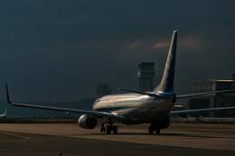 カヤノユウイチさんが、米子空港で撮影した全日空 737-881の航空フォト(写真)
