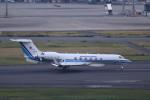 T.Sazenさんが、羽田空港で撮影した海上保安庁 G-V Gulfstream Vの航空フォト(写真)