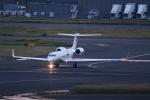 T.Sazenさんが、羽田空港で撮影したTOYOTA MOTORS G500/G550 (G-V)の航空フォト(写真)