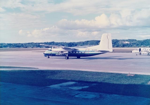 ラ・アウロラ国際空港 - La Aurora International Airport [GUA/MGGT]で撮影されたラ・アウロラ国際空港 - La Aurora International Airport [GUA/MGGT]の航空機写真(フォト・画像)