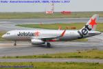 Chofu Spotter Ariaさんが、関西国際空港で撮影したジェットスター・アジア A320-232の航空フォト(飛行機 写真・画像)