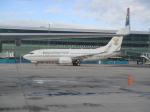 tamonさんが、ケープタウン国際空港で撮影した南アフリカ空軍 737-7ED BBJの航空フォト(写真)