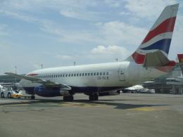 tamonさんが、ケープタウン国際空港で撮影したコムエアー 737-236/Advの航空フォト(飛行機 写真・画像)