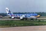 kumagorouさんが、小松空港で撮影した全日空 747-481(D)の航空フォト(写真)