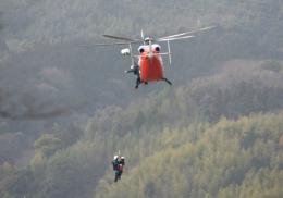 ツインオッターさんが、山口宇部空港で撮影した山口県消防防災航空隊 BK117C-1の航空フォト(写真)