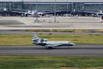 T.Sazenさんが、羽田空港で撮影したユーロフライサービス Falcon 7Xの航空フォト(写真)