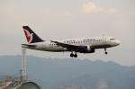 ハピネスさんが、関西国際空港で撮影したマカオ航空 A319-132の航空フォト(飛行機 写真・画像)