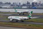 T.Sazenさんが、羽田空港で撮影したエバー航空 A330-302Xの航空フォト(写真)