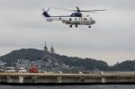 あきらっすさんが、横須賀基地で撮影した陸上自衛隊 EC225LP Super Puma Mk2+の航空フォト(写真)