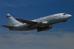 K.Ryouさんが、ボーイングフィールドで撮影したシエラ・パシフィック航空 737-2T4/Advの航空フォト(飛行機 写真・画像)