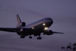 senyoさんが、成田国際空港で撮影したコンチネンタル航空 DC-10-30の航空フォト(飛行機 写真・画像)
