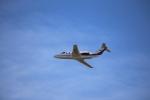 MRJさんが、名古屋飛行場で撮影したダイヤモンド・エア・サービス MU-300の航空フォト(写真)
