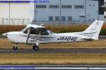 Chofu Spotter Ariaさんが、八尾空港で撮影した大阪航空 172R Skyhawkの航空フォト(写真)