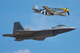 アンドルーズ統合基地 - Joint Base Andrews [ADW/KADW]で撮影されたアメリカ空軍 - United States Air Forceの航空機写真