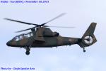 Chofu Spotter Ariaさんが、八尾空港で撮影した陸上自衛隊 OH-1の航空フォト(写真)
