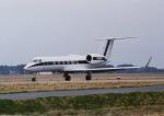 kumagorouさんが、仙台空港で撮影したハネウェル G-IV Gulfstream IVの航空フォト(写真)