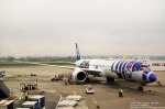 ガラガラ族さんが、バンクーバー国際空港で撮影した全日空 787-9の航空フォト(飛行機 写真・画像)