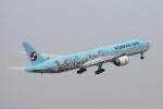 SKYLINEさんが、中部国際空港で撮影した大韓航空 777-3B5/ERの航空フォト(写真)
