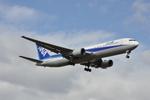 snow_shinさんが、福岡空港で撮影した全日空 767-381の航空フォト(飛行機 写真・画像)