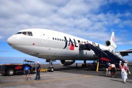 yuu@HKD/RJCHさんが、コナ国際空港で撮影した日本航空 DC-10-40Iの航空フォト(飛行機 写真・画像)