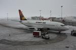 bigheadさんが、エドモントン国際空港で撮影したファースト・エア 737-210C/Advの航空フォト(写真)