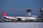 パンダさんが、旭川空港で撮影したトランスアジア航空 A330-343Xの航空フォト(飛行機 写真・画像)