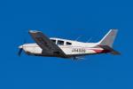 パンダさんが、旭川空港で撮影した日本個人所有 PA-28R-201 Arrow IIIの航空フォト(写真)