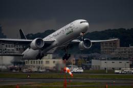 tsuna72さんが、福岡空港で撮影したエバー航空 777-35E/ERの航空フォト(写真)