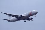 kumagorouさんが、成田国際空港で撮影したスカンジナビア航空 767-383/ERの航空フォト(飛行機 写真・画像)