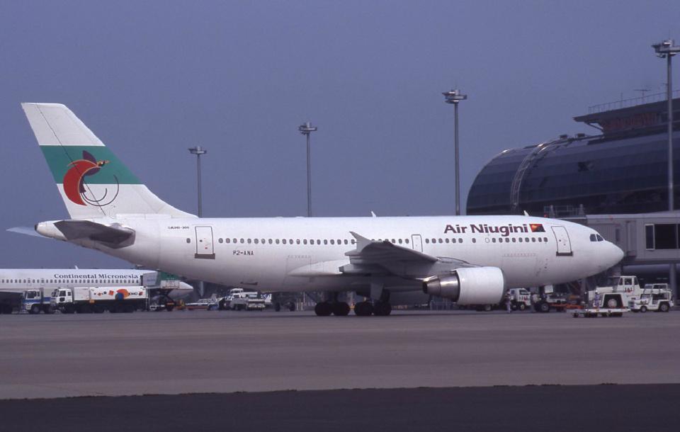 kumagorouさんのニューギニア航空 Airbus A310-300 (P2-ANA) 航空フォト