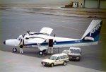 suu451さんが、函館空港で撮影したエアーニッポン DHC-6-300 Twin Otterの航空フォト(写真)