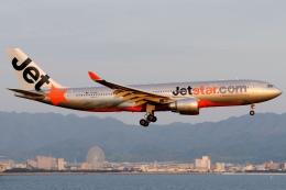 NH501さんが、関西国際空港で撮影したジェットスター A330-202の航空フォト(飛行機 写真・画像)