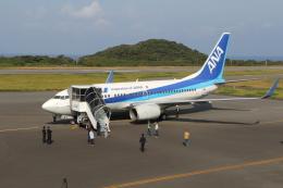 sumihan_2010さんが、大島空港で撮影した全日空 737-781の航空フォト(飛行機 写真・画像)