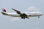 NH501さんが、クアラルンプール国際空港で撮影したマレーシア航空 747-4H6F/SCDの航空フォト(写真)