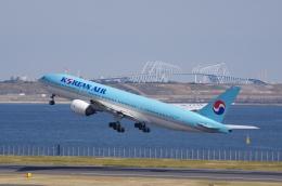航空フォト:HL7734 大韓航空 777-200