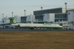 北の熊さんが、新千歳空港で撮影したエバー航空 MD-90-30の航空フォト(写真)
