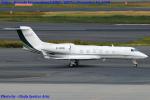 Chofu Spotter Ariaさんが、羽田空港で撮影したビジネス アビエーション アジア - Business Aviation Asia G-IV-X Gulfstream G450の航空フォト(飛行機 写真・画像)