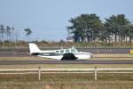 kumagorouさんが、仙台空港で撮影した日本個人所有 A36 Bonanza 36の航空フォト(写真)