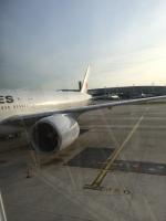 511hotakaさんが、パリ シャルル・ド・ゴール国際空港で撮影した日本航空 777-346/ERの航空フォト(写真)
