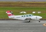 じーく。さんが、鹿児島空港で撮影した崇城大学 58 Baronの航空フォト(飛行機 写真・画像)