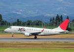 じーく。さんが、鹿児島空港で撮影したジェイ・エア ERJ-170-100 (ERJ-170STD)の航空フォト(飛行機 写真・画像)