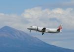 じーく。さんが、鹿児島空港で撮影した日本エアコミューター 340Bの航空フォト(飛行機 写真・画像)