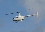 じーく。さんが、鹿児島空港で撮影した日本法人所有 R44 Astroの航空フォト(飛行機 写真・画像)