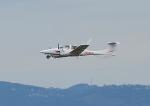 じーく。さんが、鹿児島空港で撮影した日本法人所有 DA42 TwinStarの航空フォト(写真)