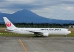 じーく。さんが、鹿児島空港で撮影した日本航空 767-346/ERの航空フォト(飛行機 写真・画像)