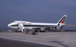 kumagorouさんが、仙台空港で撮影したアリタリア航空 747-243B(SF)の航空フォト(飛行機 写真・画像)