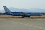 北の熊さんが、新千歳空港で撮影したナショナル・エアラインズ 757-223の航空フォト(飛行機 写真・画像)
