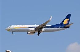 柏の子?さんが、ドバイ国際空港で撮影したジェットエアウェイズ 737-85Rの航空フォト(飛行機 写真・画像)