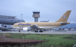 kumagorouさんが、仙台空港で撮影したパシフィック・エアラインズ (〜2008/5) A310-324の航空フォト(飛行機 写真・画像)