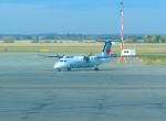 mucchanさんが、エドモントン国際空港で撮影したエア・カナダ ジャズ DHC-8-311 Dash 8の航空フォト(写真)